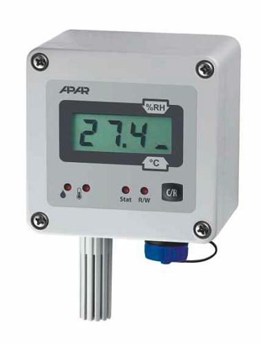 Humidity Temperature Data Logger Apar Ar238