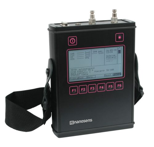 Bio Gas Analyzer Nanosens Dp 28 Bio